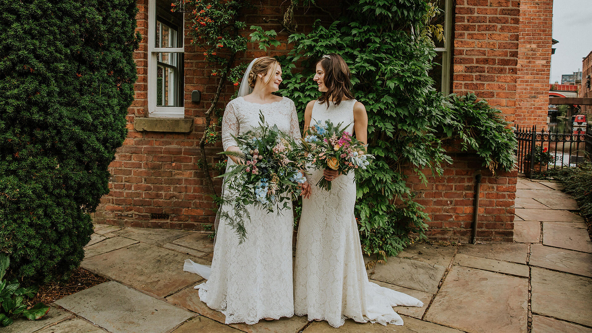Manchester weddings The Castlefield Rooms